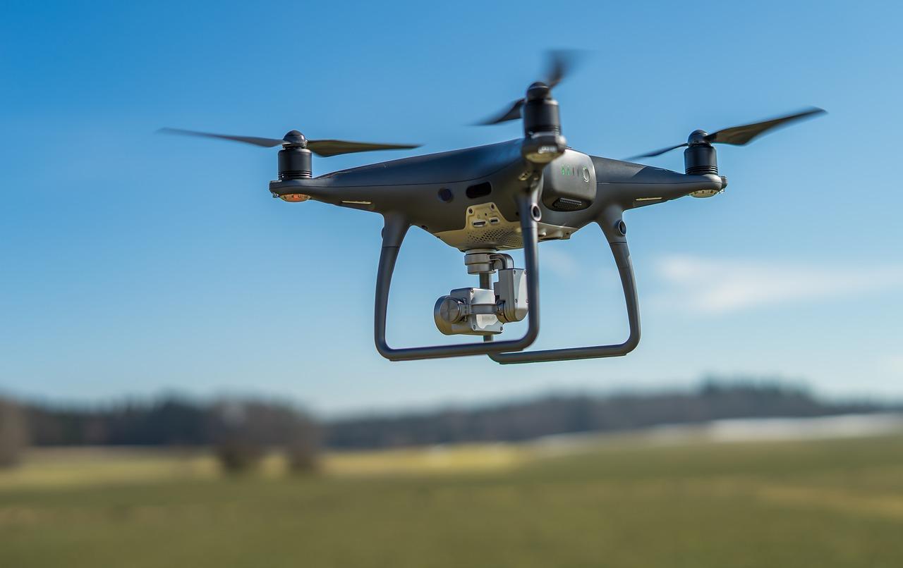 Drohnen und Wetter