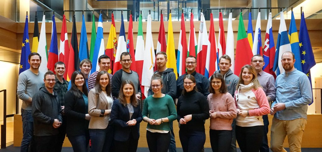 EU-Parlament Strasburg